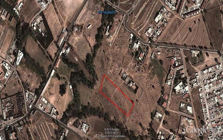 Foto de terreno habitacional en venta en  nonumber, san luis, apizaco, tlaxcala, 390197 No. 01