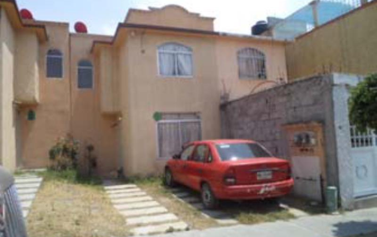 Foto de casa en venta en  nonumber, san marcos huixtoco, chalco, m?xico, 582027 No. 01