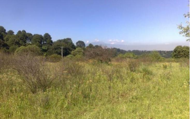 Foto de terreno habitacional en venta en  nonumber, san miguel ameyalco, lerma, méxico, 1587950 No. 02