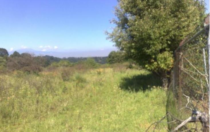 Foto de terreno habitacional en venta en  nonumber, san miguel ameyalco, lerma, méxico, 1587950 No. 04