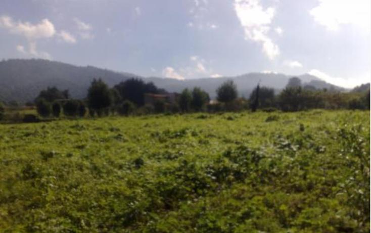 Foto de terreno habitacional en venta en  nonumber, san miguel ameyalco, lerma, méxico, 1587950 No. 06