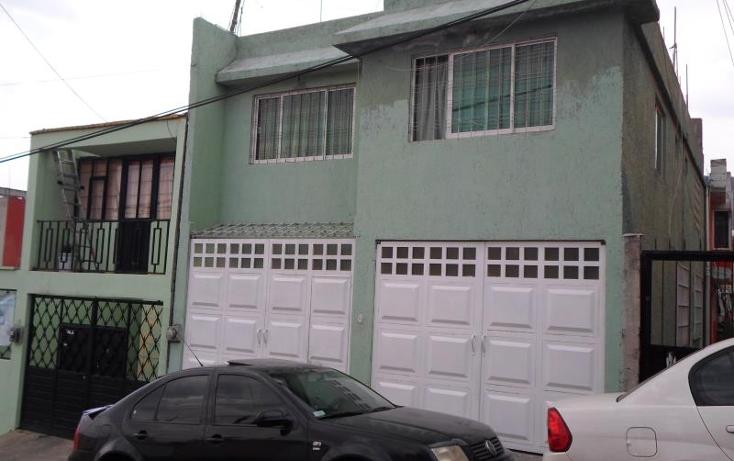 Foto de casa en venta en  nonumber, san miguel apinahuizco, toluca, m?xico, 1397117 No. 01