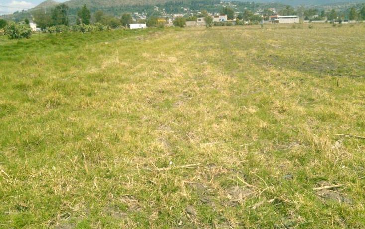 Foto de terreno habitacional en venta en  nonumber, san miguel tlaixpan, texcoco, méxico, 1545982 No. 04