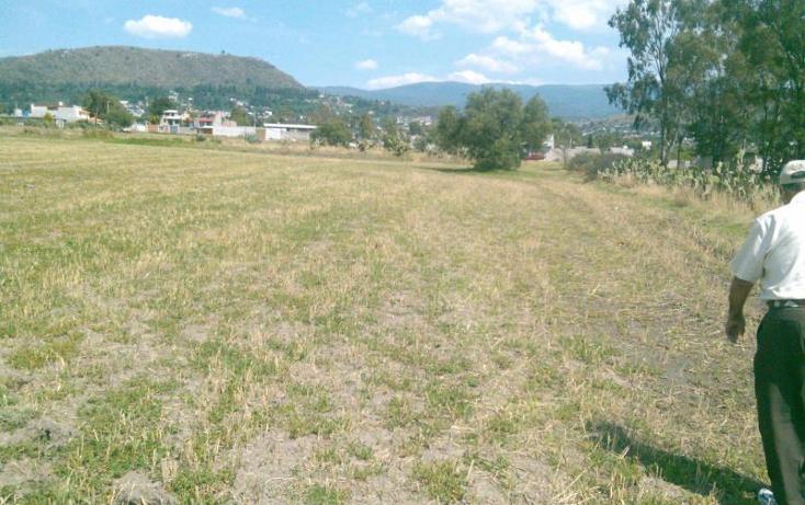 Foto de terreno habitacional en venta en  nonumber, san miguel tlaixpan, texcoco, méxico, 1545982 No. 06