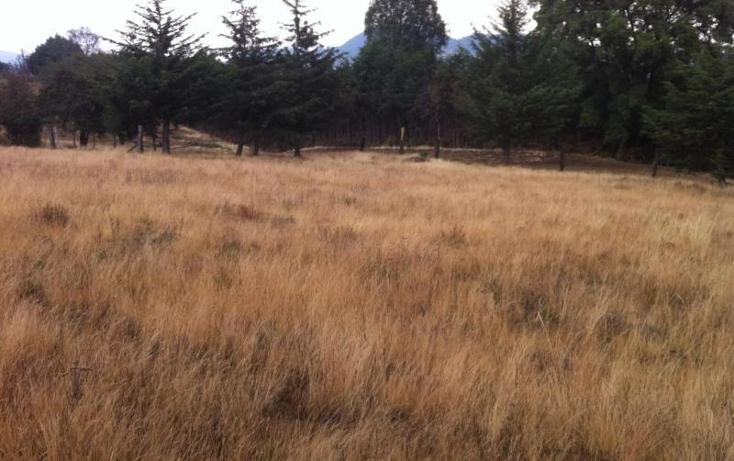 Foto de terreno habitacional en venta en  nonumber, san miguel topilejo, tlalpan, distrito federal, 878997 No. 04