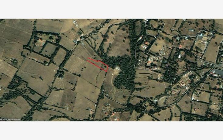 Foto de terreno habitacional en venta en  nonumber, san miguel topilejo, tlalpan, distrito federal, 878997 No. 08
