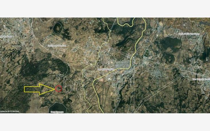 Foto de terreno habitacional en venta en  nonumber, san miguel topilejo, tlalpan, distrito federal, 878997 No. 09
