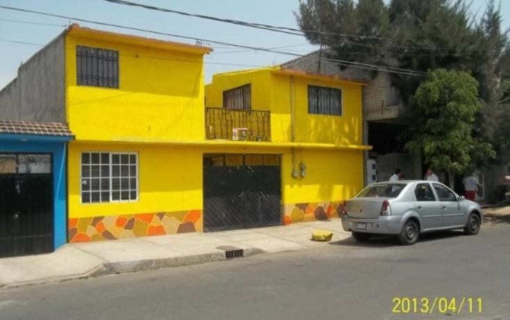 Foto de casa en venta en  nonumber, san miguel xico iv secci?n, valle de chalco solidaridad, m?xico, 837983 No. 01