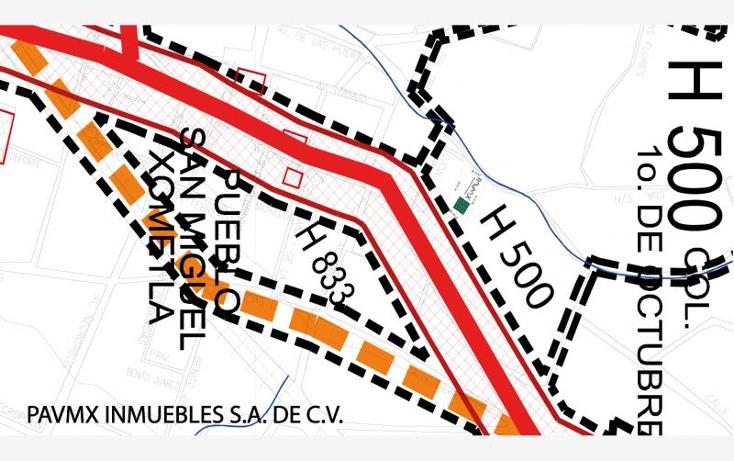 Foto de terreno habitacional en venta en  nonumber, san miguel xometla, acolman, m?xico, 531809 No. 01