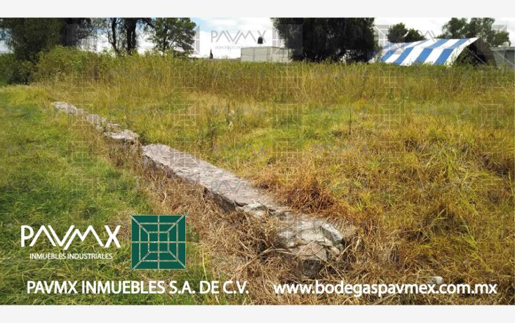 Foto de terreno habitacional en venta en  nonumber, san miguel xometla, acolman, m?xico, 531809 No. 06