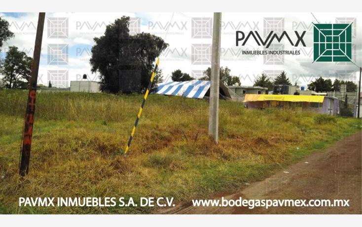 Foto de terreno habitacional en venta en  nonumber, san miguel xometla, acolman, m?xico, 531809 No. 07