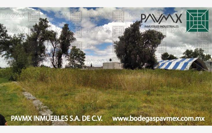 Foto de terreno habitacional en venta en  nonumber, san miguel xometla, acolman, m?xico, 531809 No. 08