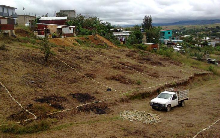 Foto de terreno habitacional en venta en  nonumber, san pedro ixtlahuaca, san pedro ixtlahuaca, oaxaca, 541978 No. 02