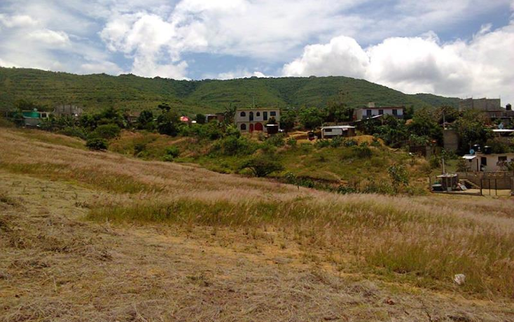Foto de terreno habitacional en venta en  nonumber, san pedro ixtlahuaca, san pedro ixtlahuaca, oaxaca, 541978 No. 04