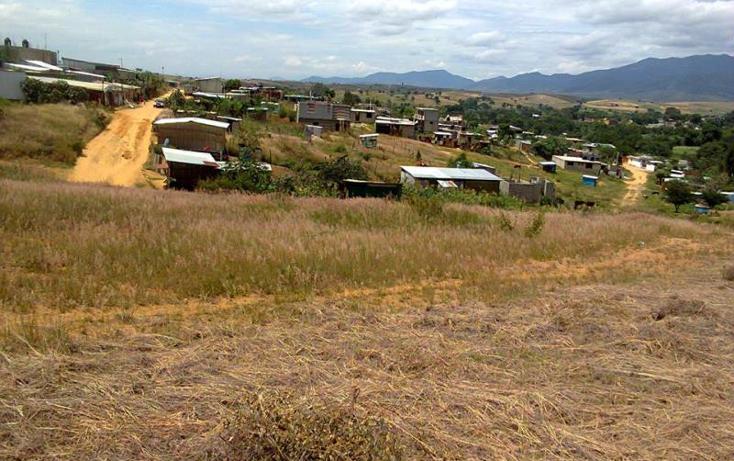 Foto de terreno habitacional en venta en  nonumber, san pedro ixtlahuaca, san pedro ixtlahuaca, oaxaca, 541978 No. 05