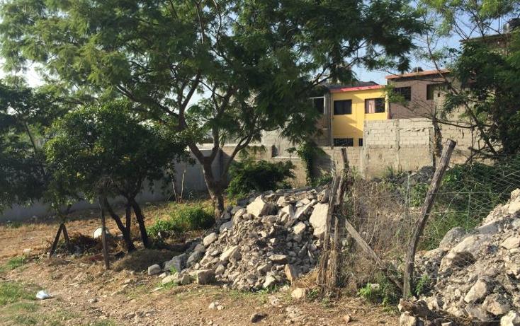 Foto de terreno habitacional en venta en  nonumber, san pedro progresivo, tuxtla guti?rrez, chiapas, 1090571 No. 05