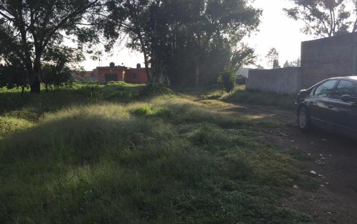 Foto de terreno habitacional en venta en  nonumber, san rafael comac, san andr?s cholula, puebla, 2033258 No. 02
