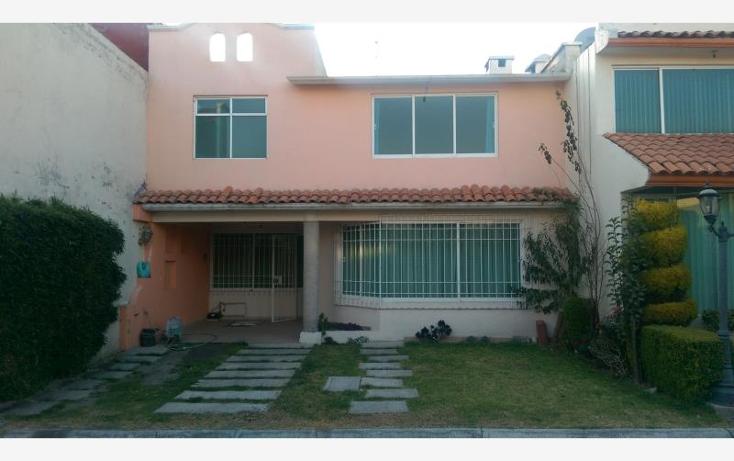 Foto de casa en venta en  nonumber, san salvador, metepec, m?xico, 1668316 No. 01