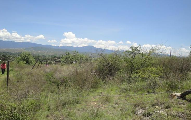 Foto de terreno habitacional en venta en  nonumber, san sebastián etla, san pablo etla, oaxaca, 1010479 No. 02