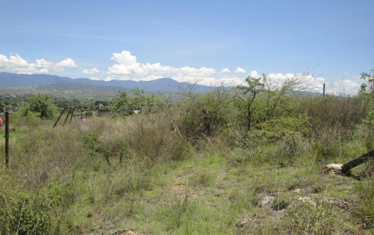 Foto de terreno habitacional en venta en  nonumber, san sebastián etla, san pablo etla, oaxaca, 1010479 No. 04