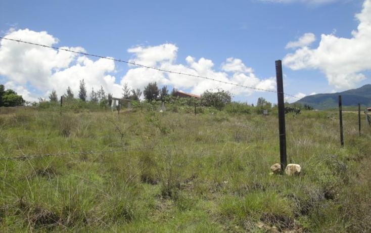 Foto de terreno habitacional en venta en  nonumber, san sebastián etla, san pablo etla, oaxaca, 1010479 No. 08
