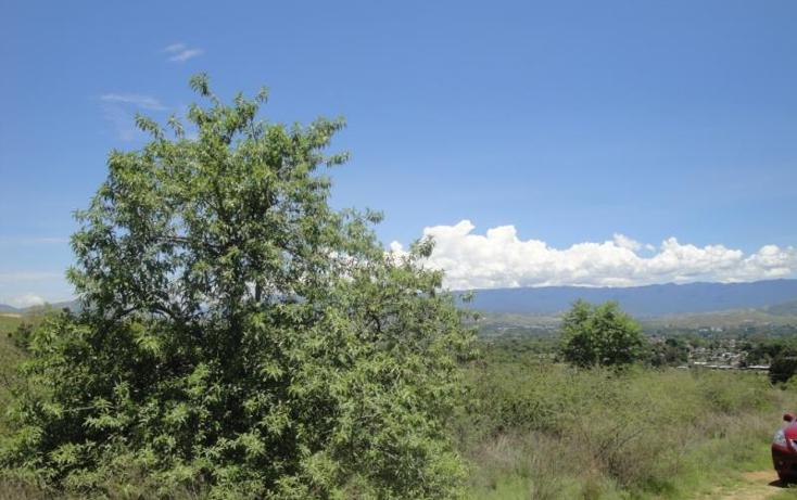 Foto de terreno habitacional en venta en  nonumber, san sebastián etla, san pablo etla, oaxaca, 1010479 No. 09