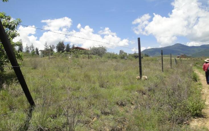 Foto de terreno habitacional en venta en  nonumber, san sebastián etla, san pablo etla, oaxaca, 1010479 No. 11