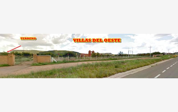Foto de terreno habitacional en venta en  nonumber, san vicente de chupaderos, durango, durango, 602234 No. 01