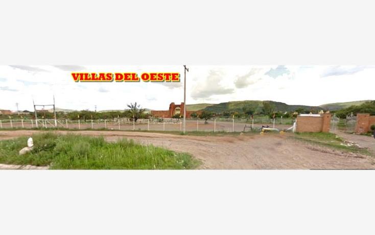 Foto de terreno habitacional en venta en  nonumber, san vicente de chupaderos, durango, durango, 602234 No. 05