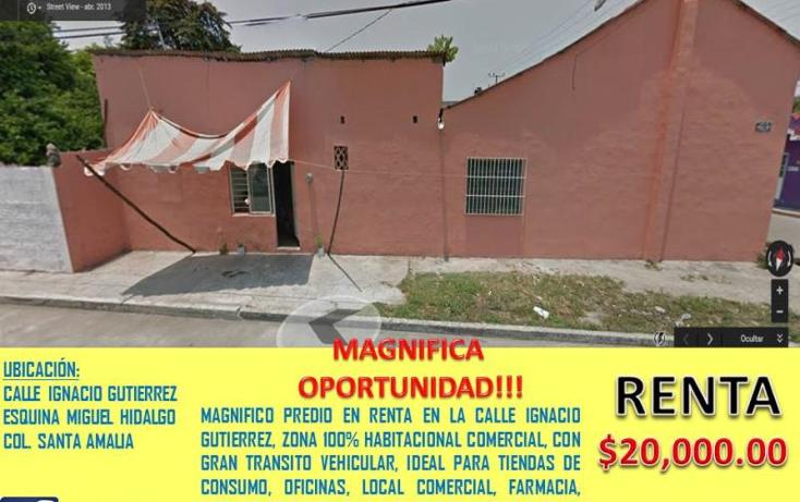Foto de terreno comercial en renta en  nonumber, santa amalia, comalcalco, tabasco, 1735222 No. 03