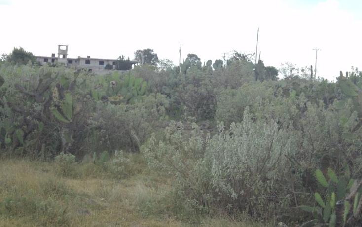 Foto de terreno habitacional en venta en  nonumber, santa ana ahuehuepan, tula de allende, hidalgo, 541742 No. 05