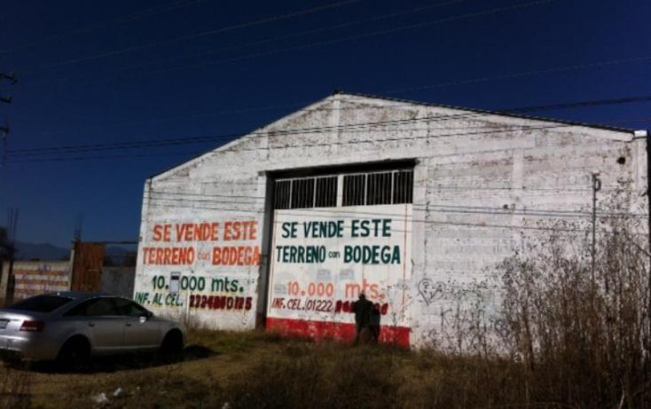 Foto de nave industrial en venta en  nonumber, santa ana xalmimilulco, huejotzingo, puebla, 672301 No. 05