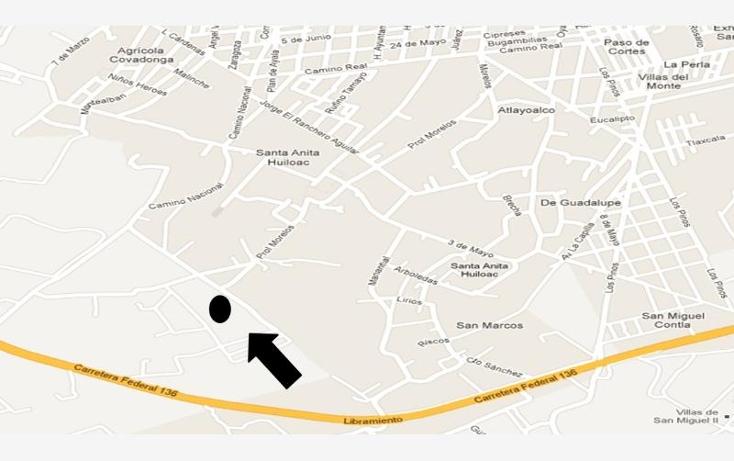 Foto de terreno habitacional en venta en  nonumber, santa anita huiloac, apizaco, tlaxcala, 388999 No. 04