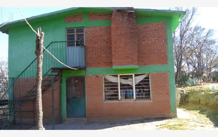Foto de casa en venta en  nonumber, santa catarina, villa del carbón, méxico, 1936120 No. 01