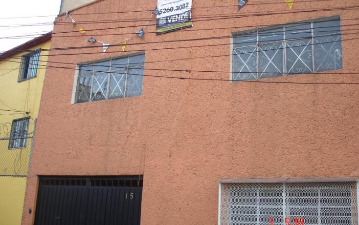 Foto de casa en venta en  nonumber, santa cruz aviaci?n, venustiano carranza, distrito federal, 1395371 No. 01