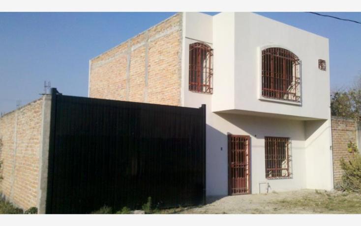 Foto de casa en venta en  nonumber, santa cruz del valle, tlajomulco de z??iga, jalisco, 1622008 No. 01