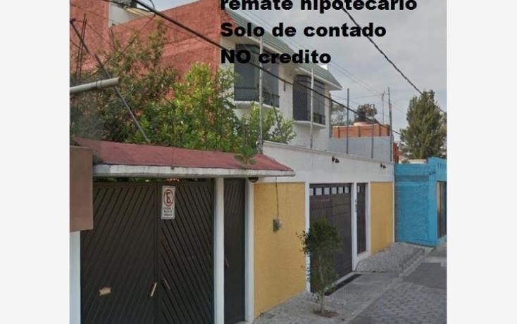 Foto de casa en venta en  nonumber, santa cruz xochitepec, xochimilco, distrito federal, 1794318 No. 02