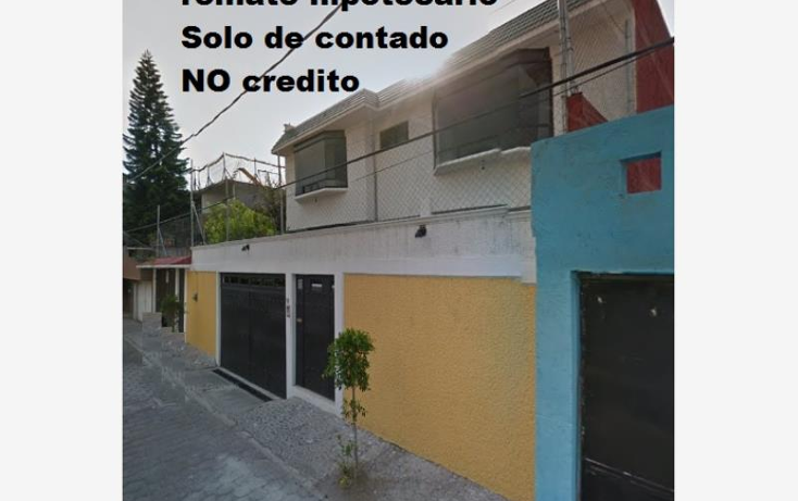 Foto de casa en venta en  nonumber, santa cruz xochitepec, xochimilco, distrito federal, 1794318 No. 03