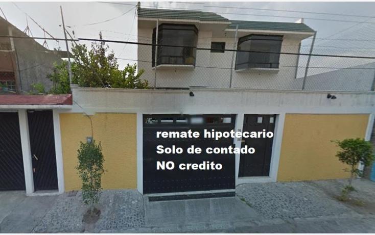 Foto de casa en venta en  nonumber, santa cruz xochitepec, xochimilco, distrito federal, 1794318 No. 04