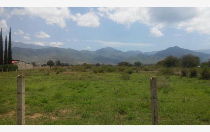 Foto de terreno habitacional en venta en  nonumber, santa maria del tule, santa maría del tule, oaxaca, 978965 No. 06