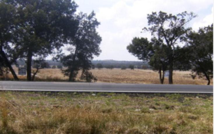 Foto de terreno comercial en venta en  nonumber, santa maria texcalac, apizaco, tlaxcala, 396074 No. 01