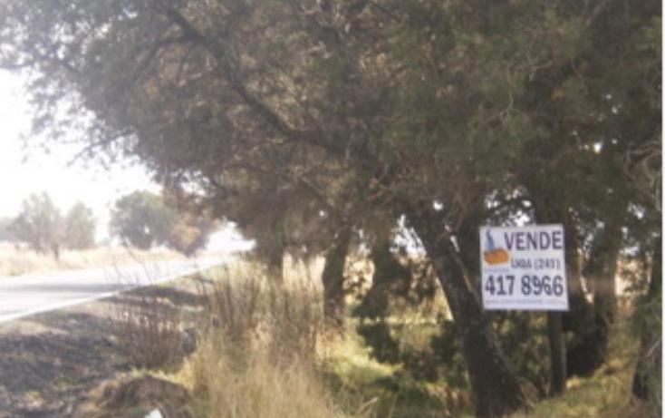 Foto de terreno comercial en venta en  nonumber, santa maria texcalac, apizaco, tlaxcala, 396074 No. 04