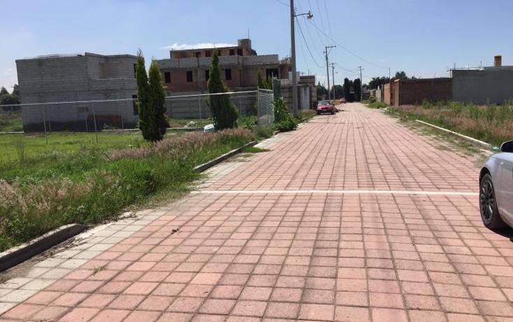 Foto de terreno habitacional en venta en  nonumber, santa mar?a xixitla, san pedro cholula, puebla, 2025580 No. 03