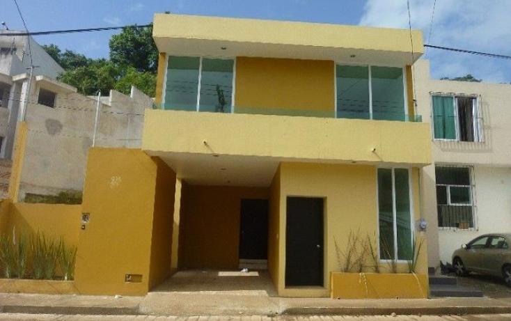 Foto de casa en venta en  nonumber, santa rosa, xalapa, veracruz de ignacio de la llave, 1827822 No. 01
