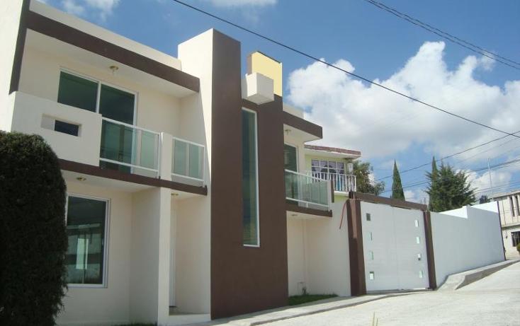 Foto de casa en venta en  nonumber, santa úrsula zimatepec, yauhquemehcan, tlaxcala, 794289 No. 01
