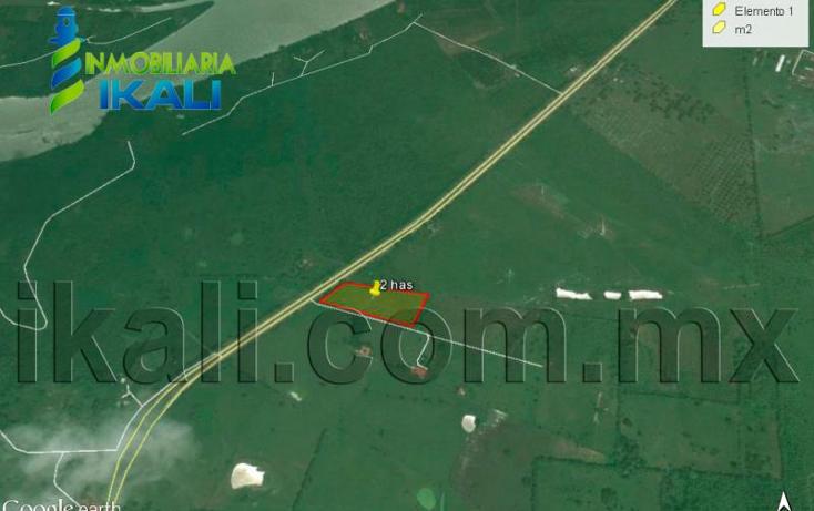 Foto de terreno habitacional en venta en  nonumber, santiago de la peña, tuxpan, veracruz de ignacio de la llave, 841391 No. 03