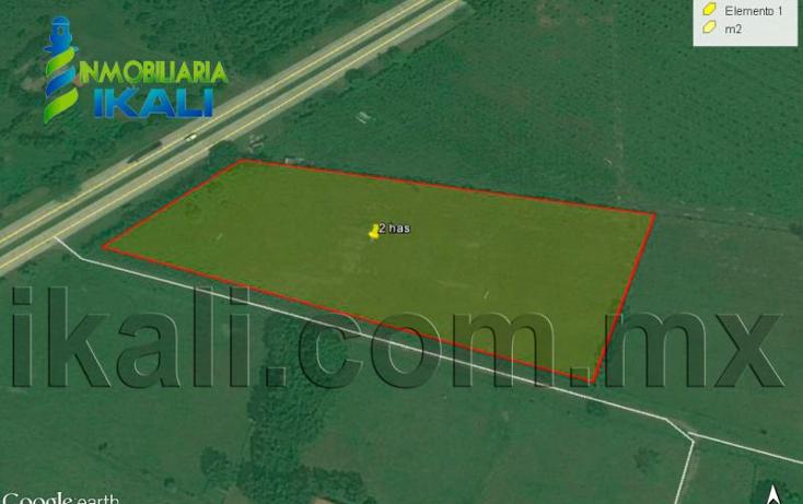 Foto de terreno habitacional en venta en  nonumber, santiago de la peña, tuxpan, veracruz de ignacio de la llave, 841391 No. 04