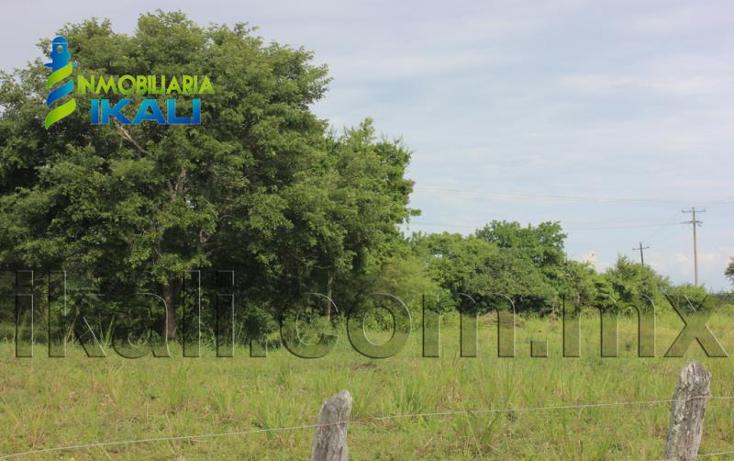 Foto de terreno habitacional en venta en  nonumber, santiago de la peña, tuxpan, veracruz de ignacio de la llave, 841391 No. 10