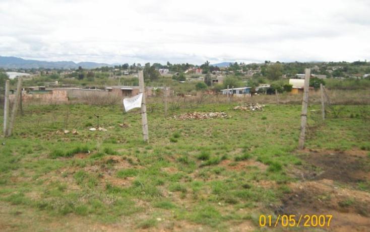 Foto de terreno habitacional en venta en  nonumber, santiago etla, san lorenzo cacaotepec, oaxaca, 853251 No. 01