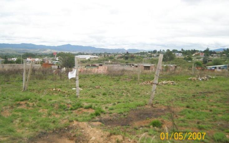 Foto de terreno habitacional en venta en  nonumber, santiago etla, san lorenzo cacaotepec, oaxaca, 853251 No. 04